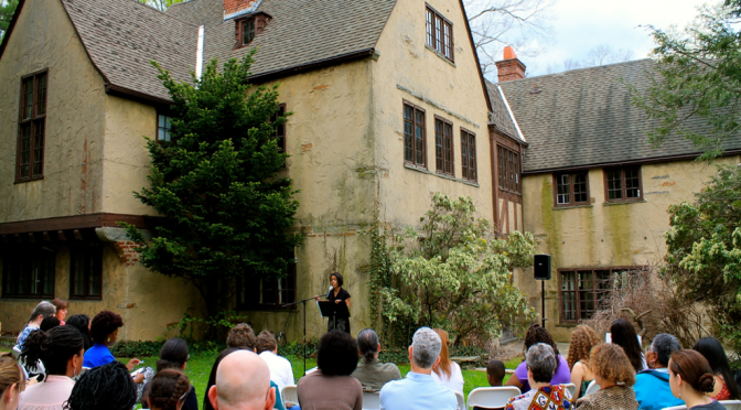Last Saturday's Commemorative Event: A Tribute to Perry House